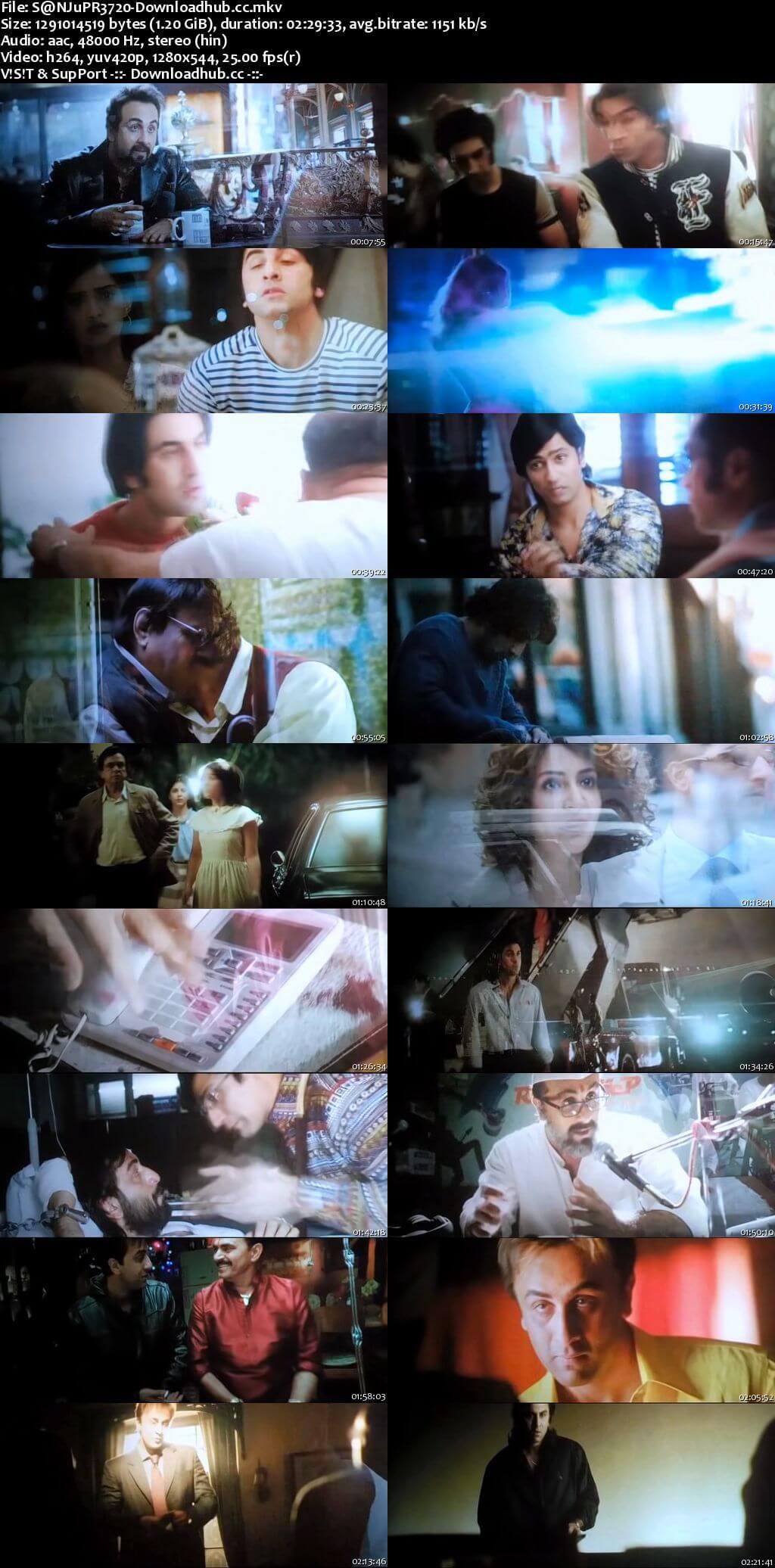 Sanju 2018 Hindi 720p Pre-DVDRip x264