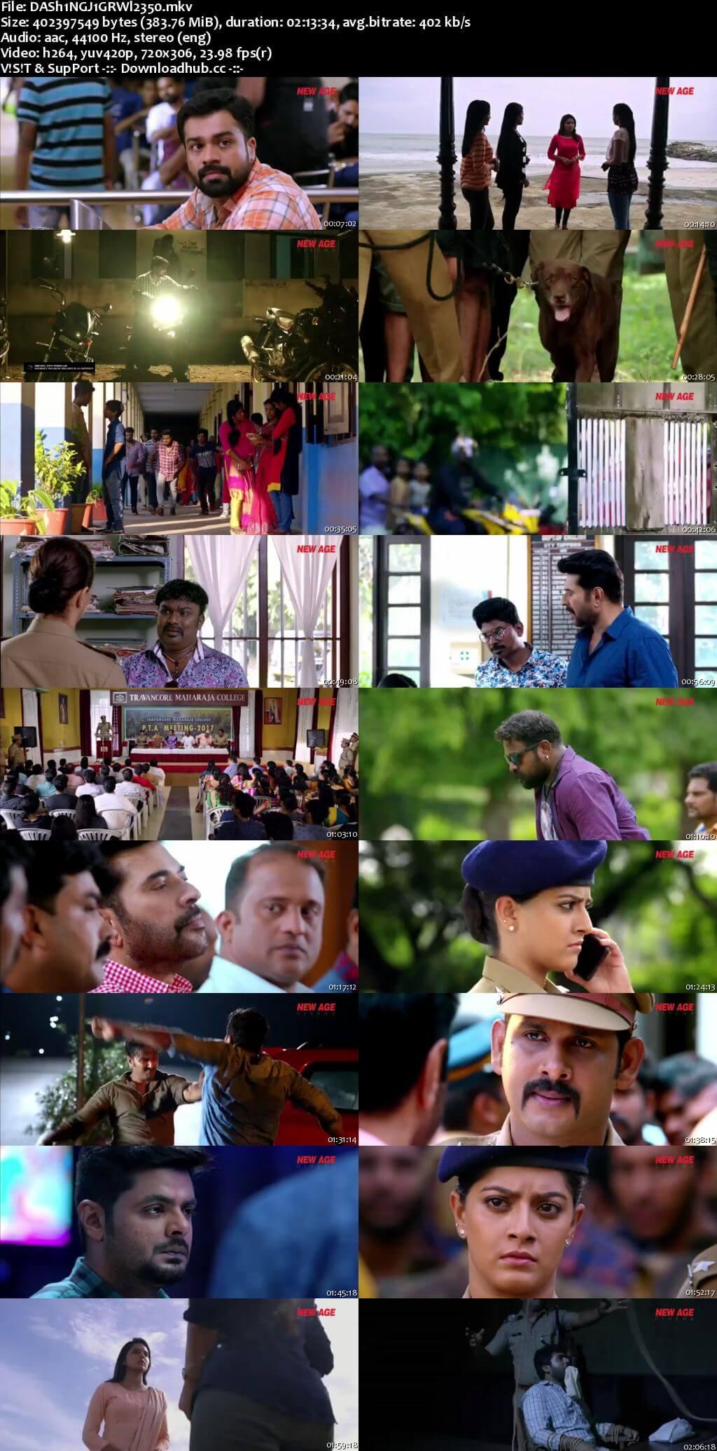 Dashing Jigarwala 2 2018 Hindi Dubbed 350MB HDRip 480p