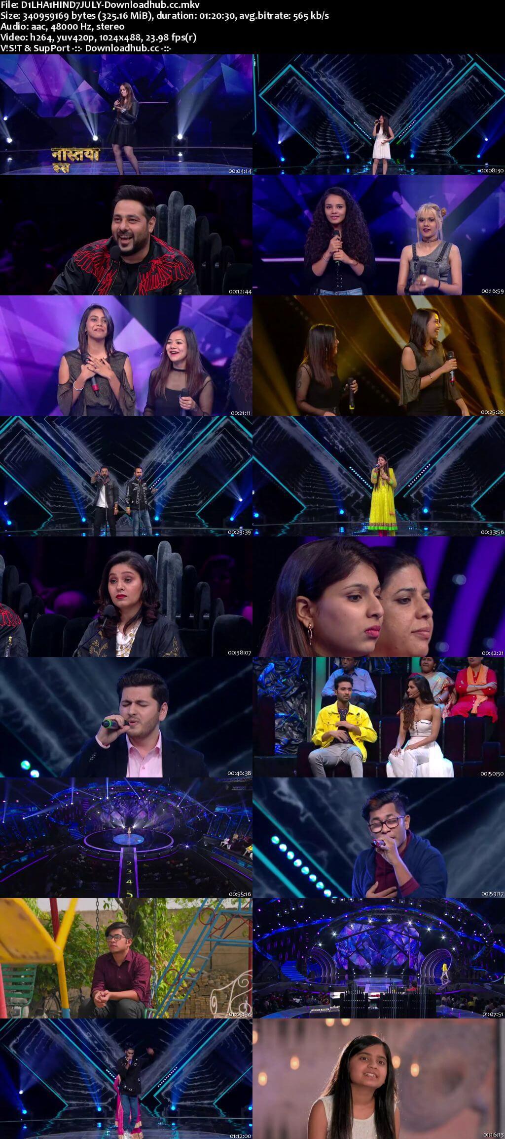 Dil Hai Hindustani 2 07 July 2018 Episode 01 HDTV 480p