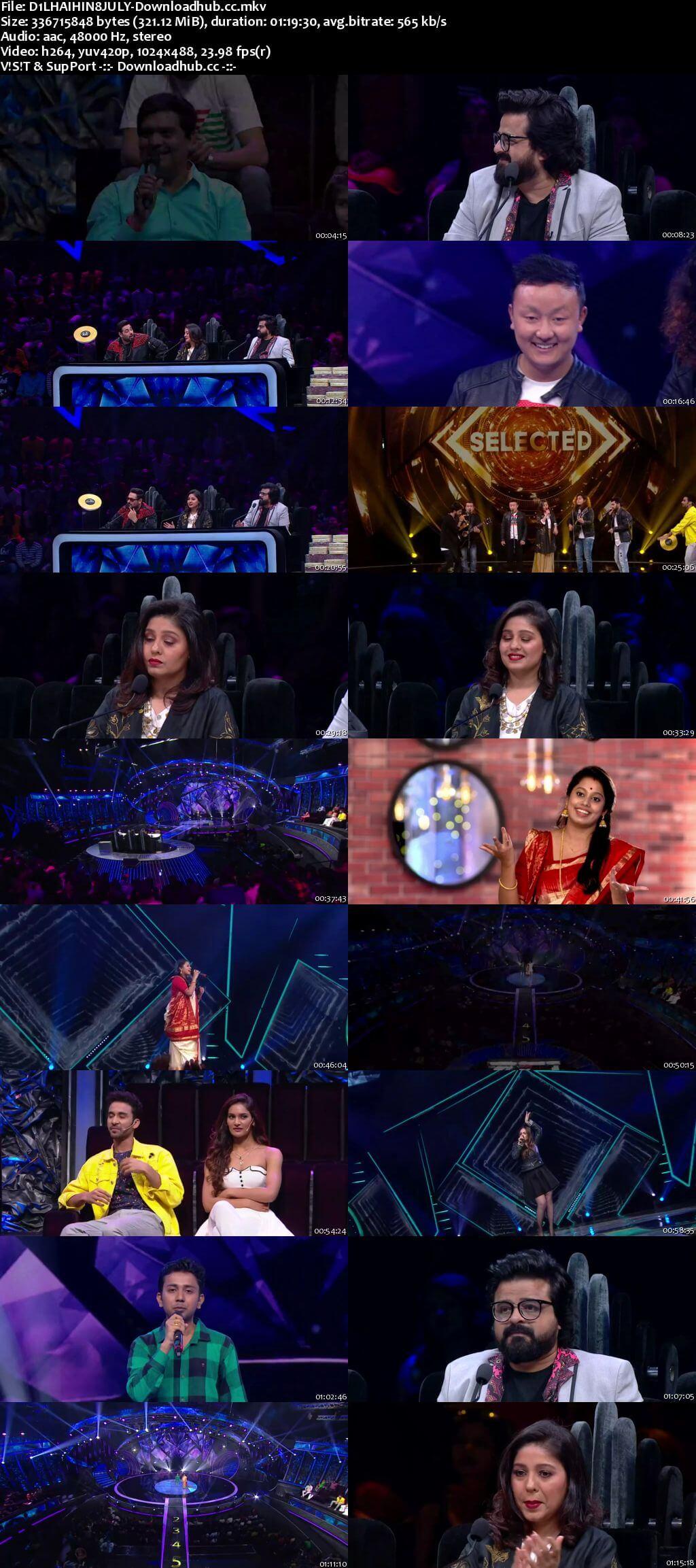 Dil Hai Hindustani 2 08 July 2018 Episode 02 HDTV 480p