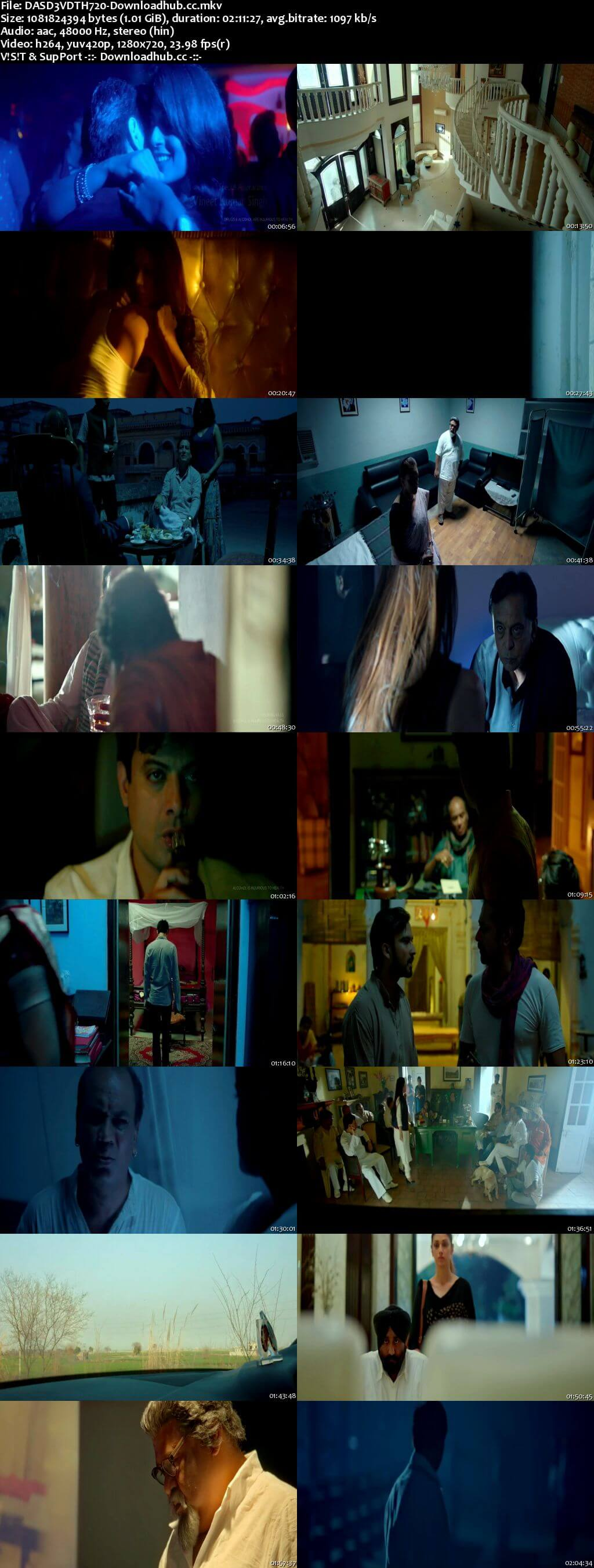 Daas Dev 2018 Hindi 720p DTHRip x264
