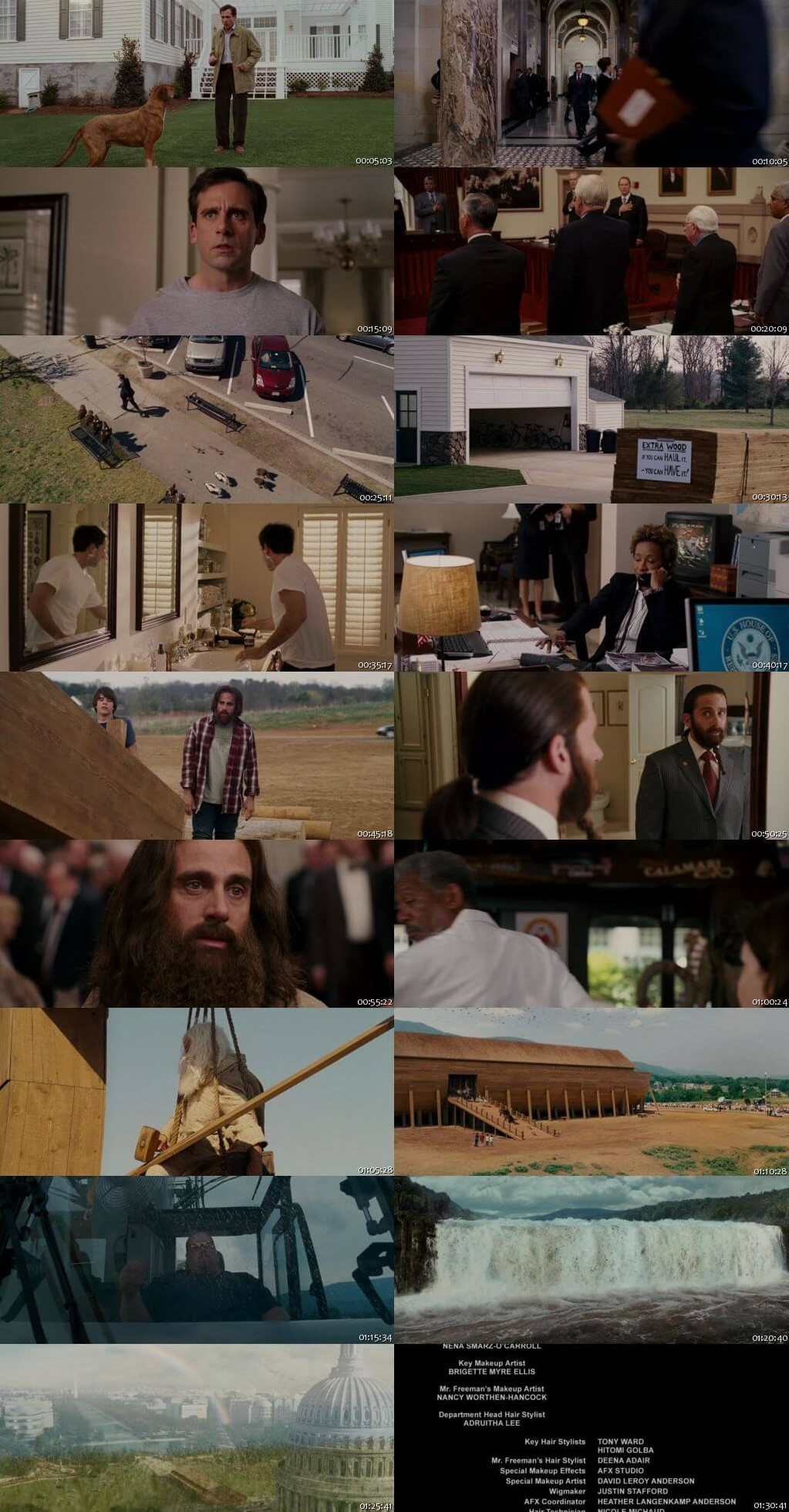 Evan Almighty 2007 Dual Audio Hindi BluRay Full Movie Download HD