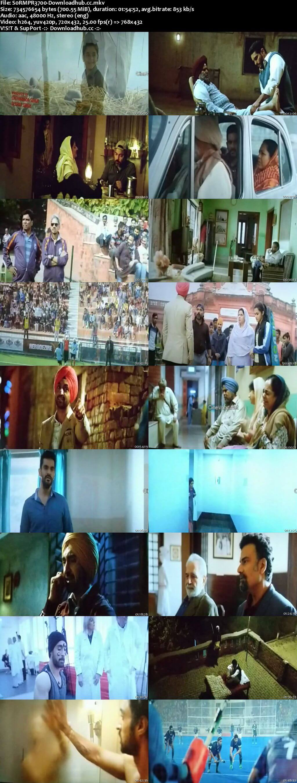 Soorma 2018 Hindi 700MB Pre-DVDRip x264