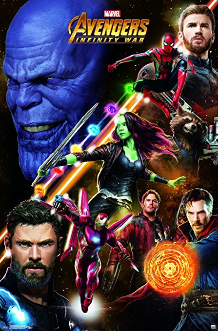 Avengers Infinity War 2018 480p HDTC [ English-Hindi ]