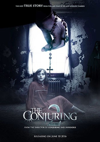 The Conjuring 2 2016 Hindi Dual Audio 1.1GB BluRay 720p ESubs