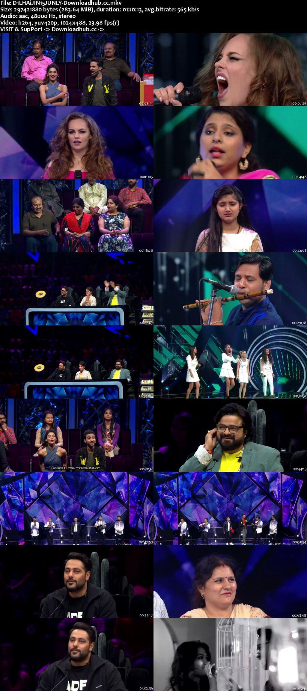 Dil Hai Hindustani 2 15 July 2018 Episode 04 HDTV 480p