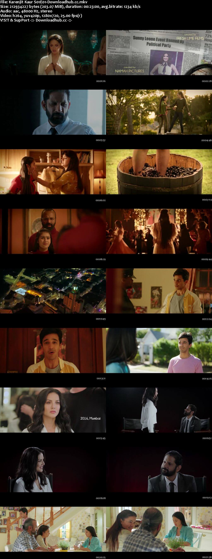 Karenjit Kaur - The Untold Story of Sunny Leone Hindi Season 01 Complete 720p HDRip x264