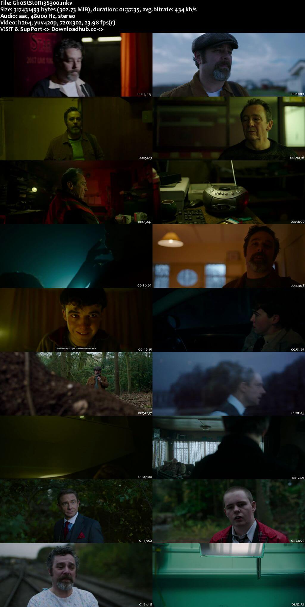 Ghost Stories 2017 English 300MB Web-DL 480p ESubs