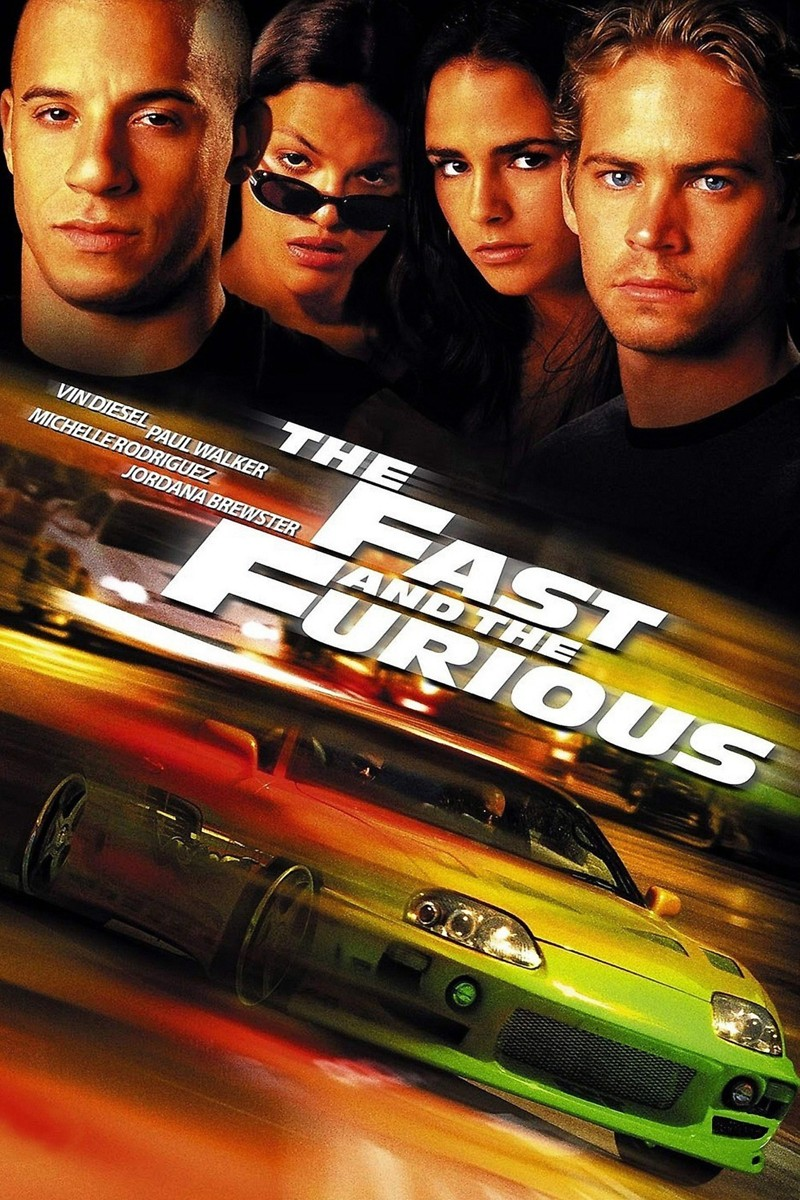 The Fast and the Furious 2001 Dual Audio 720p 1GB [Hindi – English] BluRay