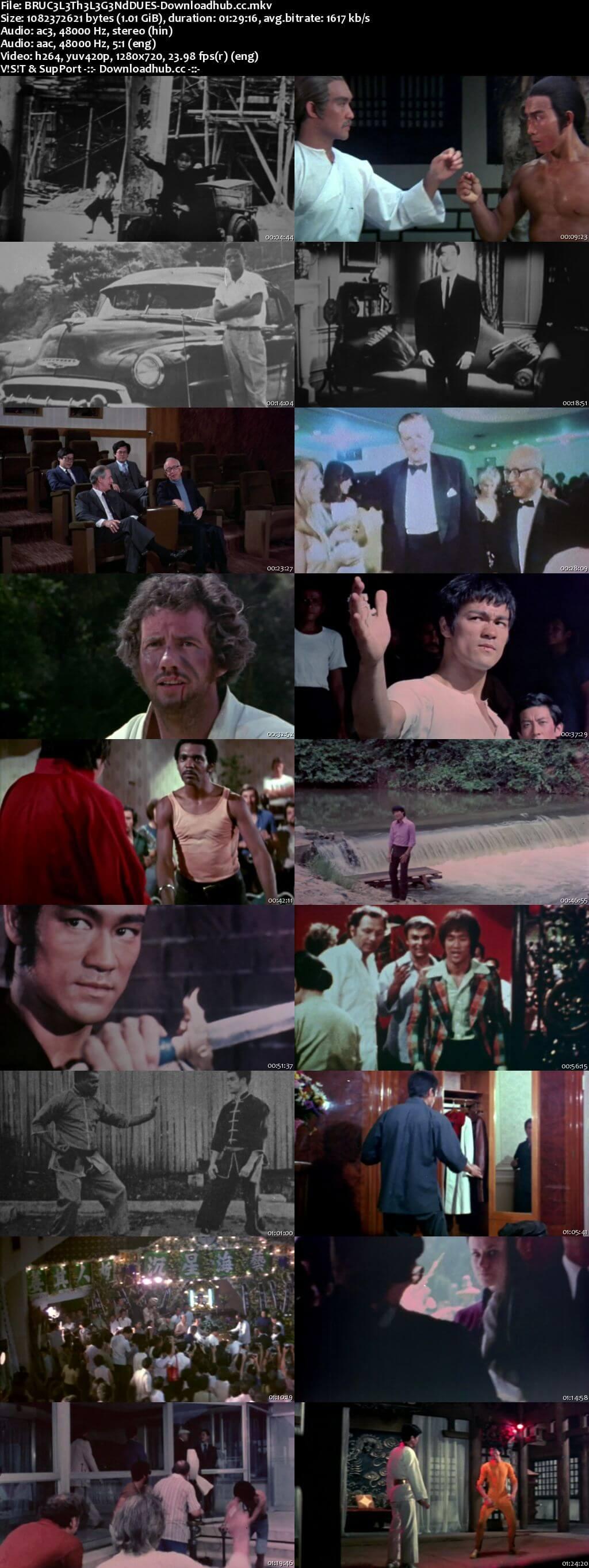 Bruce Lee the Legend 1984 Dual Audio 720p HDTV [Hindi - English]