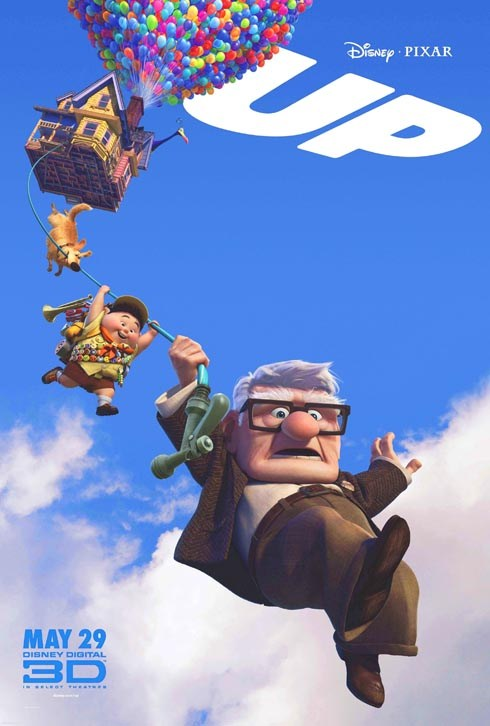 Up 2009 Dual Audio 720p 1GB [Hindi – English] BluRay DD 5.1