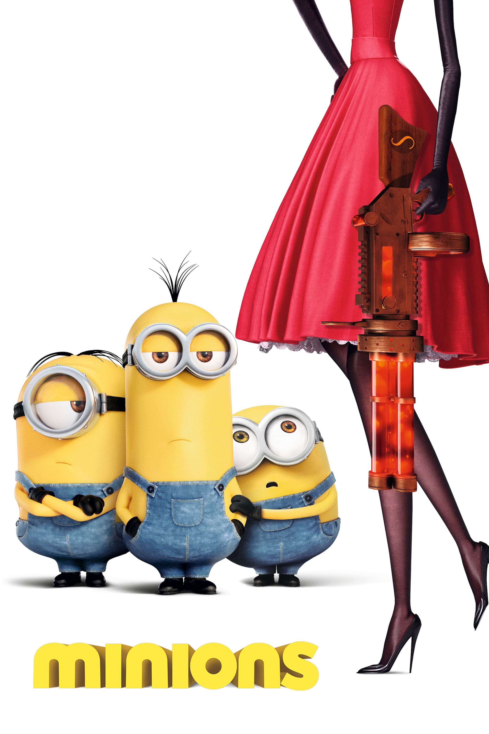 Minions 2015 Dual Audio Hindi BluRay Full Movie Download HD