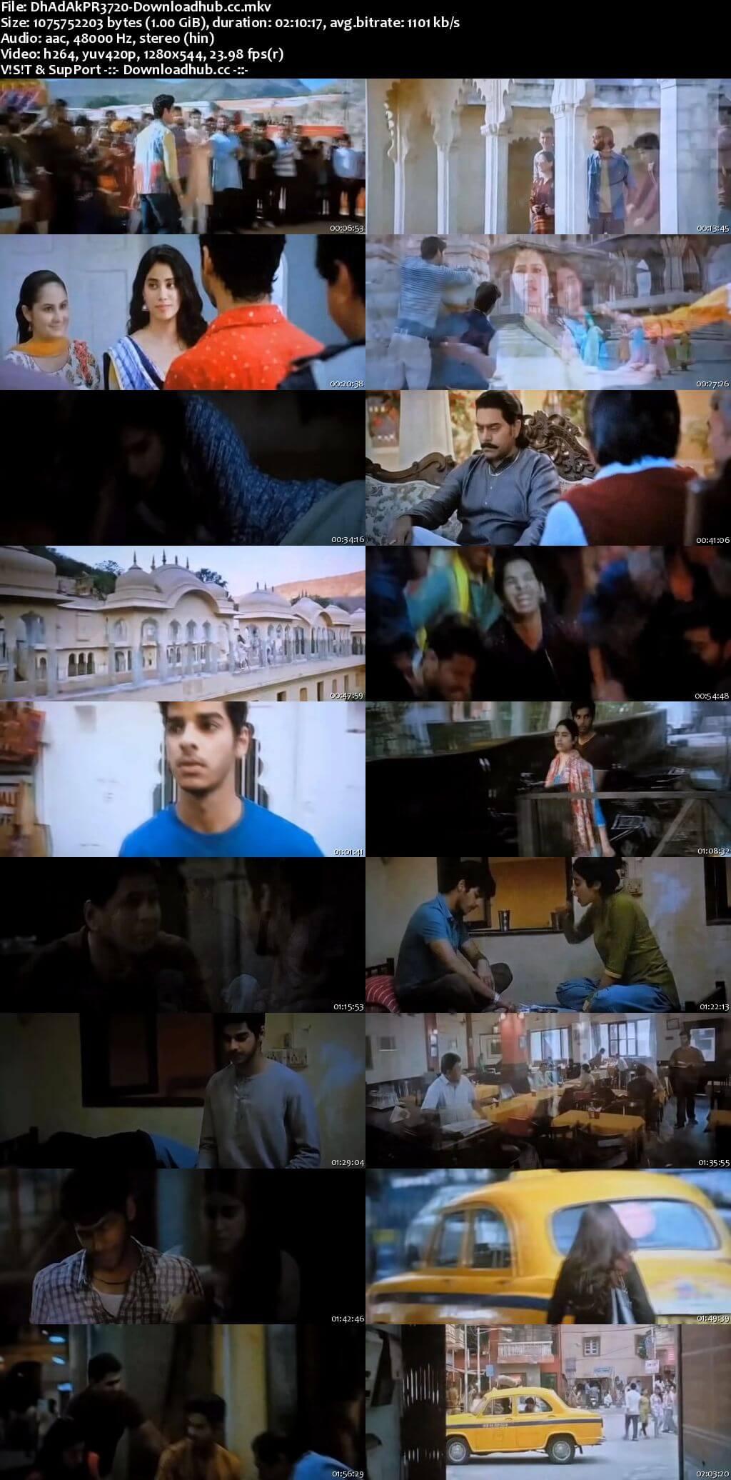 Dhadak 2018 Hindi 720p Pre-DVDRip x264