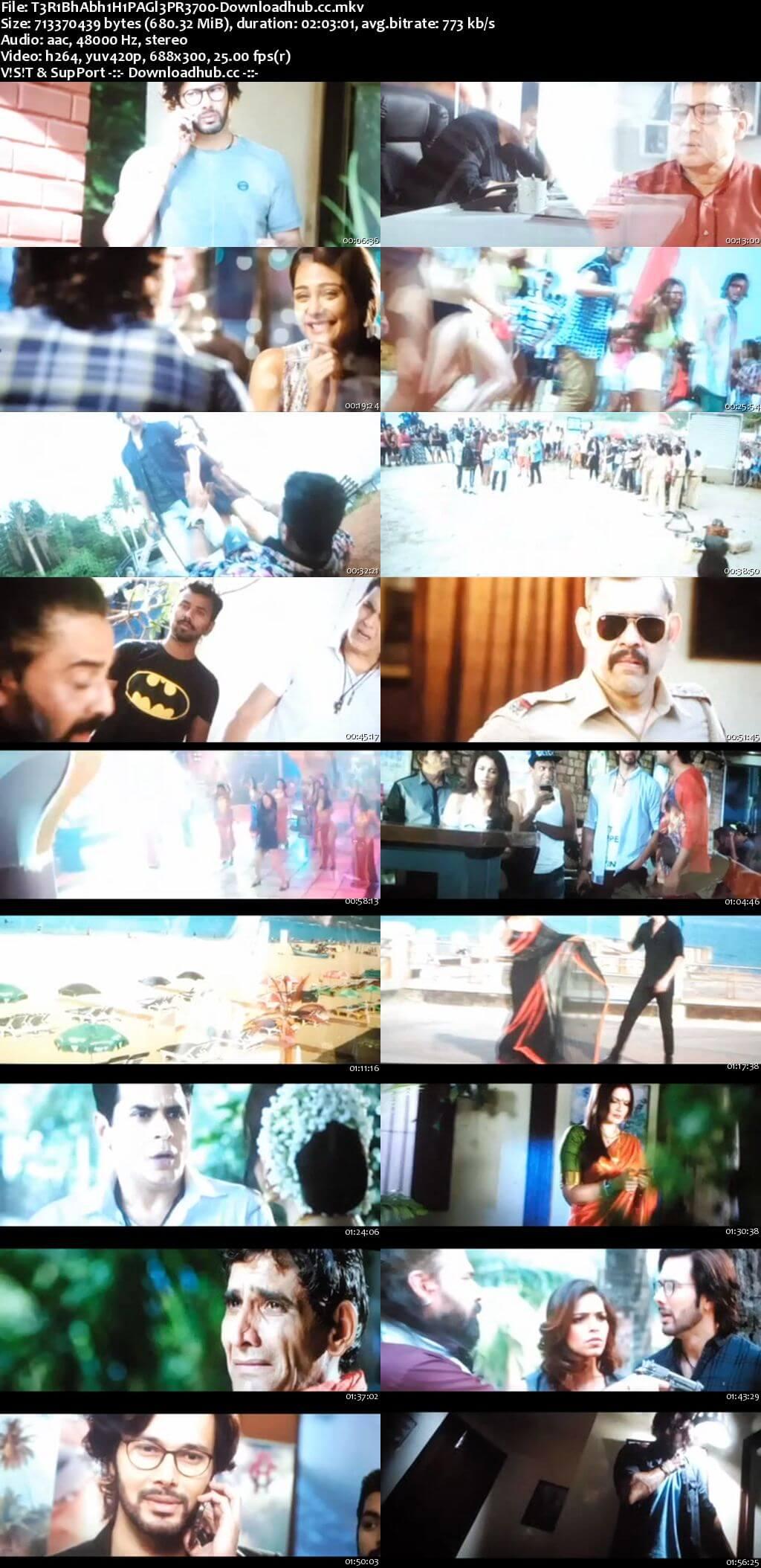 Teri Bhabhi Hai Pagle 2018 Hindi 700MB Pre-DVDRip x264