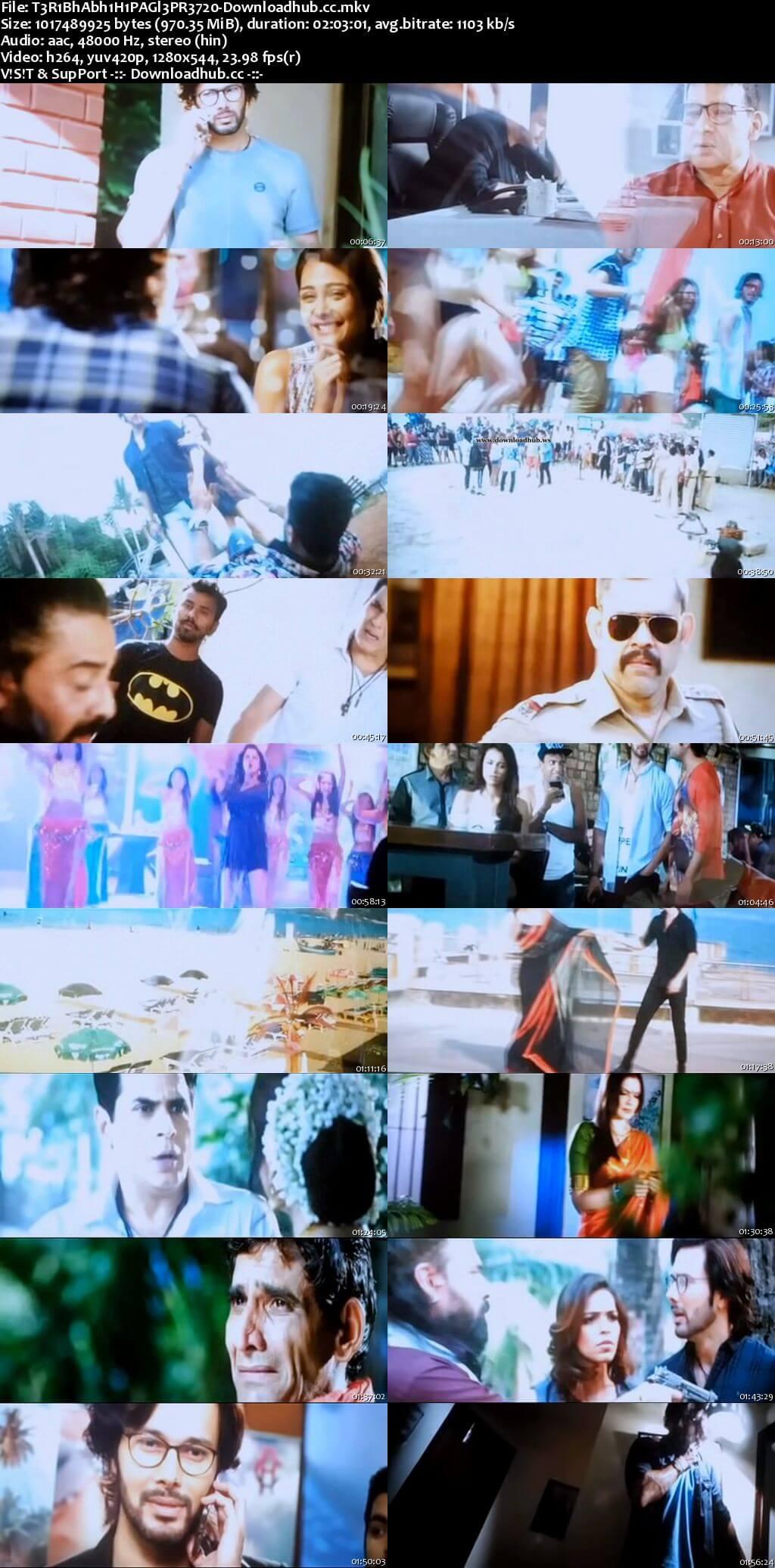Teri Bhabhi Hai Pagle 2018 Hindi 720p Pre-DVDRip x264