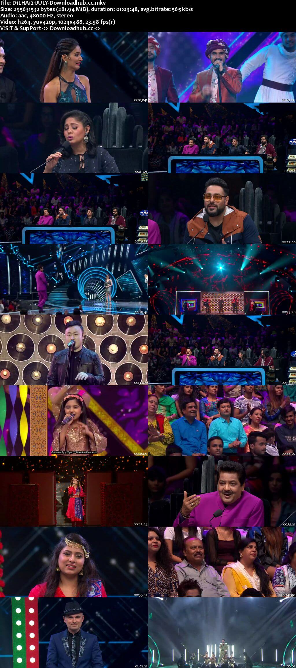 Dil Hai Hindustani 2 21 July 2018 Episode 05 HDTV 480p