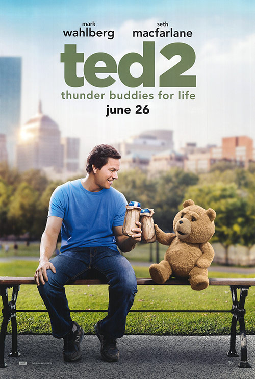 Ted 2 2015 Dual Audio Hindi BluRay Full Movie Download HD