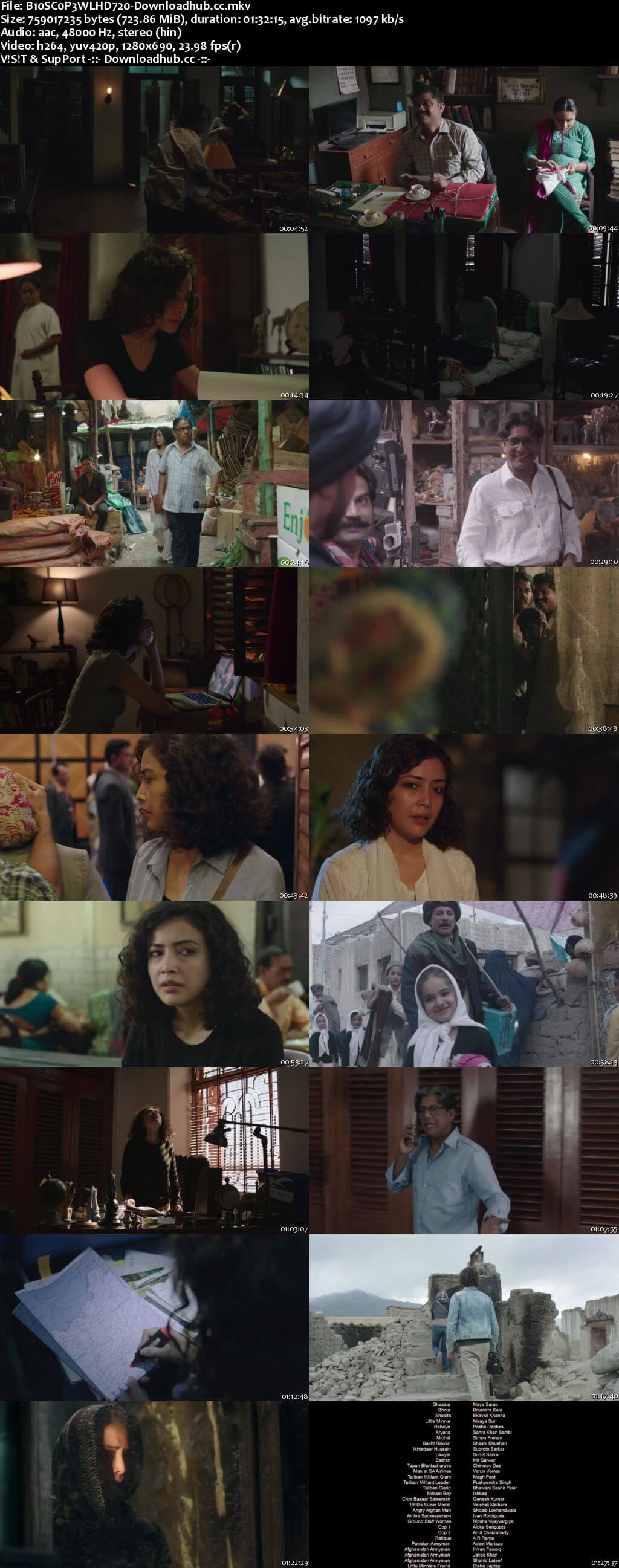 Bioscopewala 2018 Hindi 720p HDRip ESubs