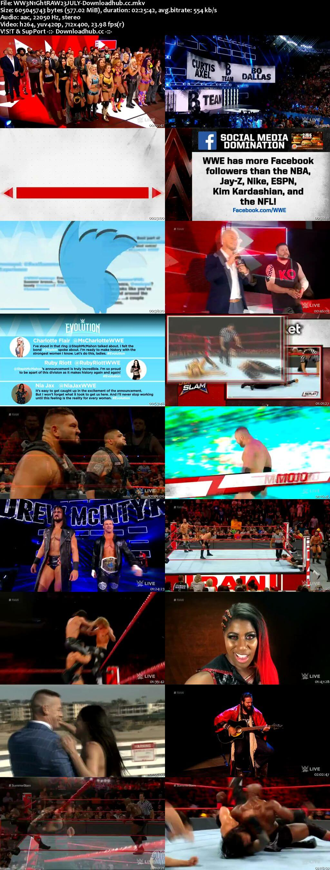 WWE Monday Night Raw 23 July 2018 480p HDTV Download