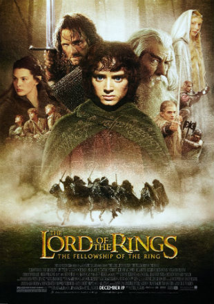 The Lord of the Rings: The Fellowship of the Ring 2001 Dual Audio Hindi BluRay Full Movie Download HD