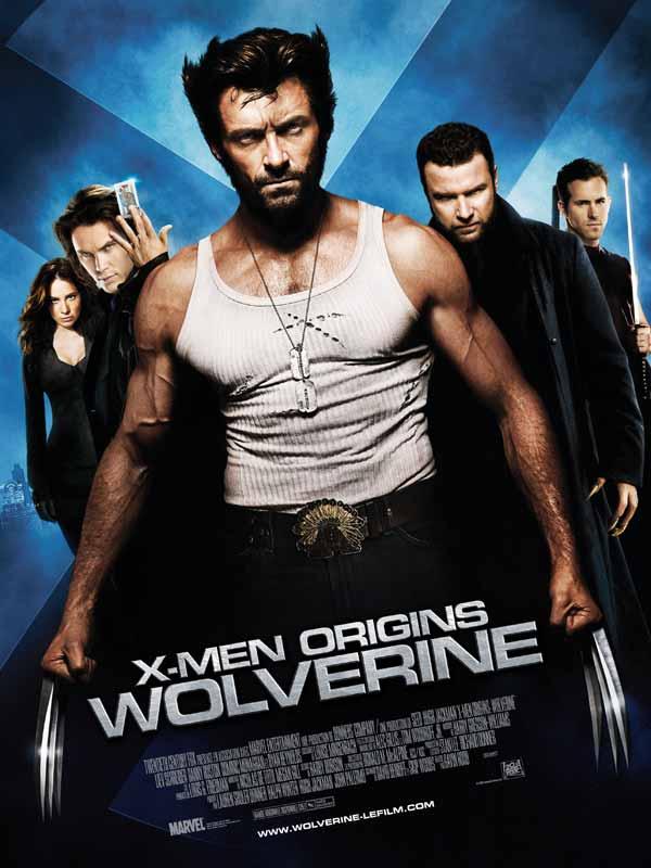 X-Men Origins: Wolverine 2009 Dual Audio Hindi BluRay Full Movie Download HD