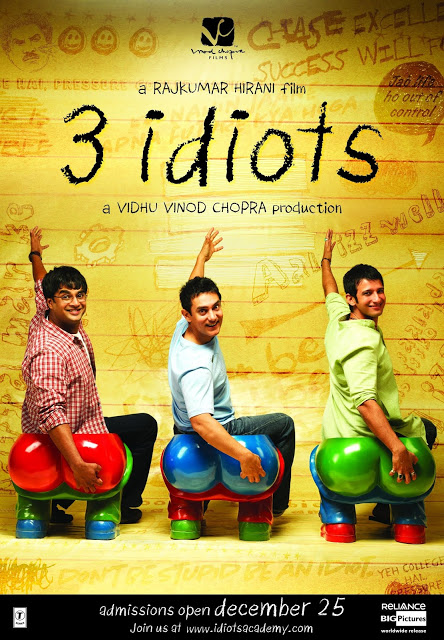 3 Idiots 2009 Hindi BluRay Full Movie Download HD