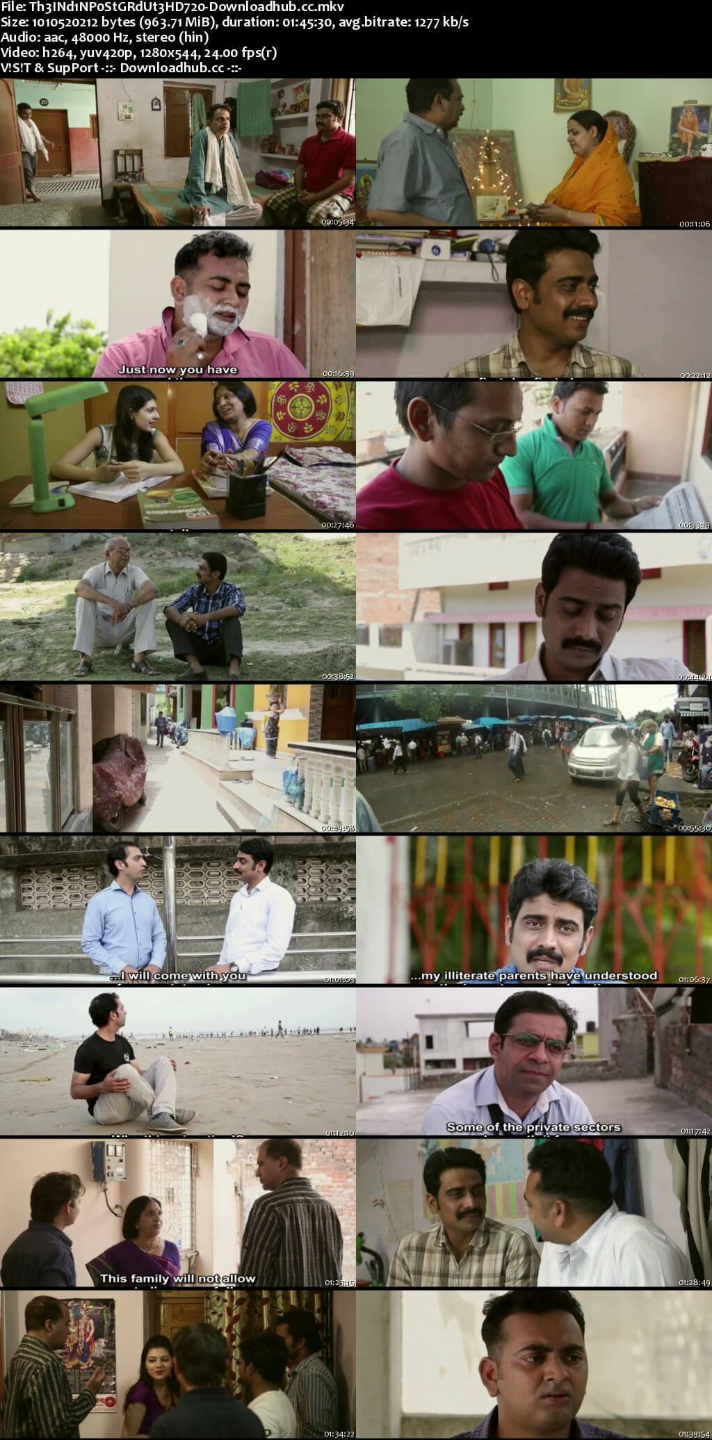 The Indian Post Graduate 2018 Hindi 720p HDRip