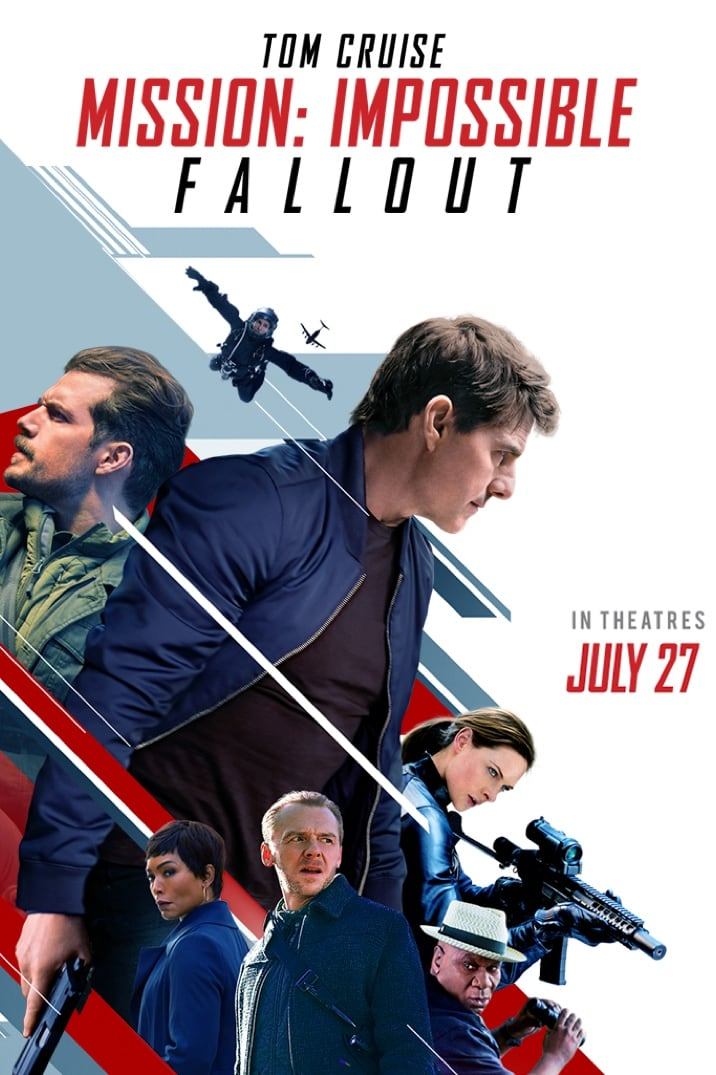 Mission: Impossible 6 Fallout 2018 Dual Audio Hindi HDCam Full Movie Download HD