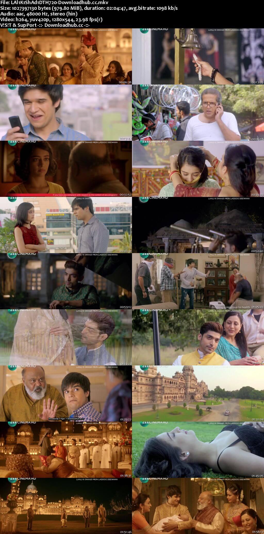 Laali Ki Shaadi Mein Laaddoo Deewana 2017 Hindi 720p DTHRip