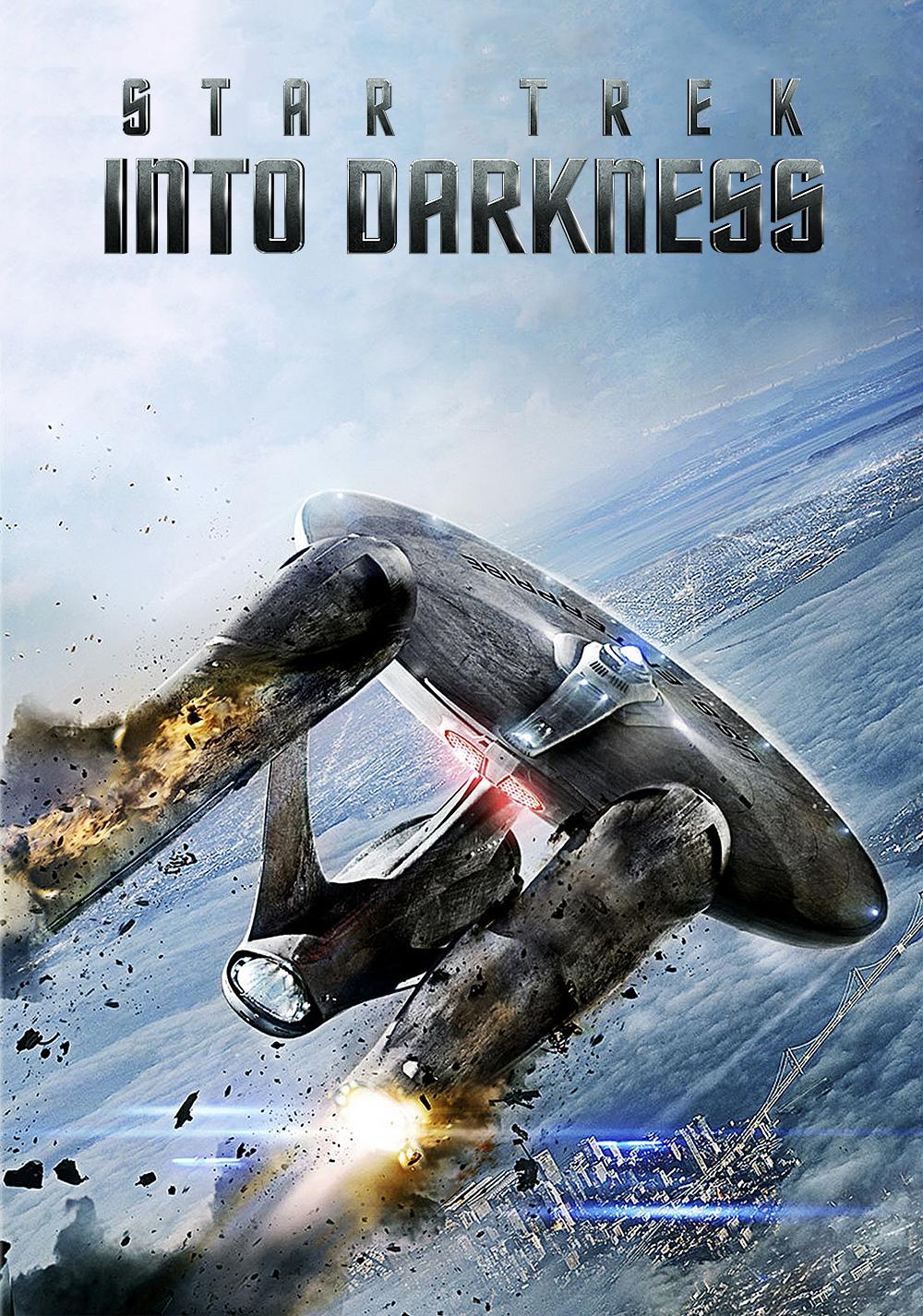 Star Trek Into Darkness 2013 Dual Audio Hindi BluRay Full Movie Download HD