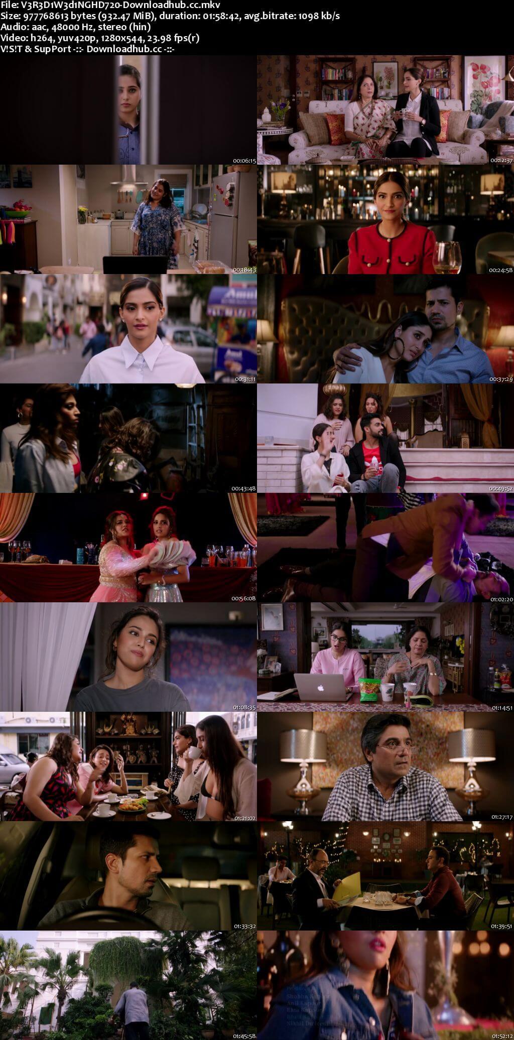 Veere Di Wedding 2018 Hindi 720p HDRip ESubs