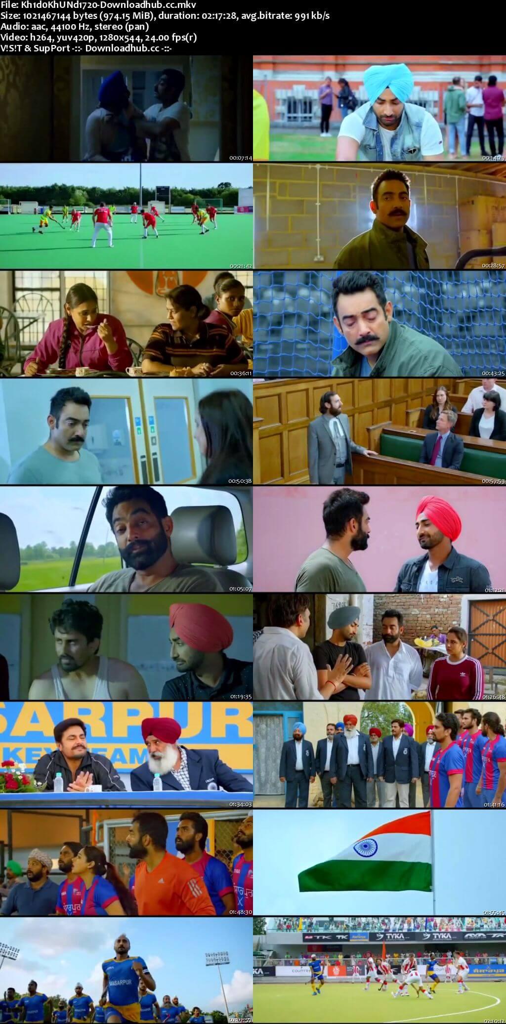 Khido Khundi 2018 Punjabi 720p HDRip