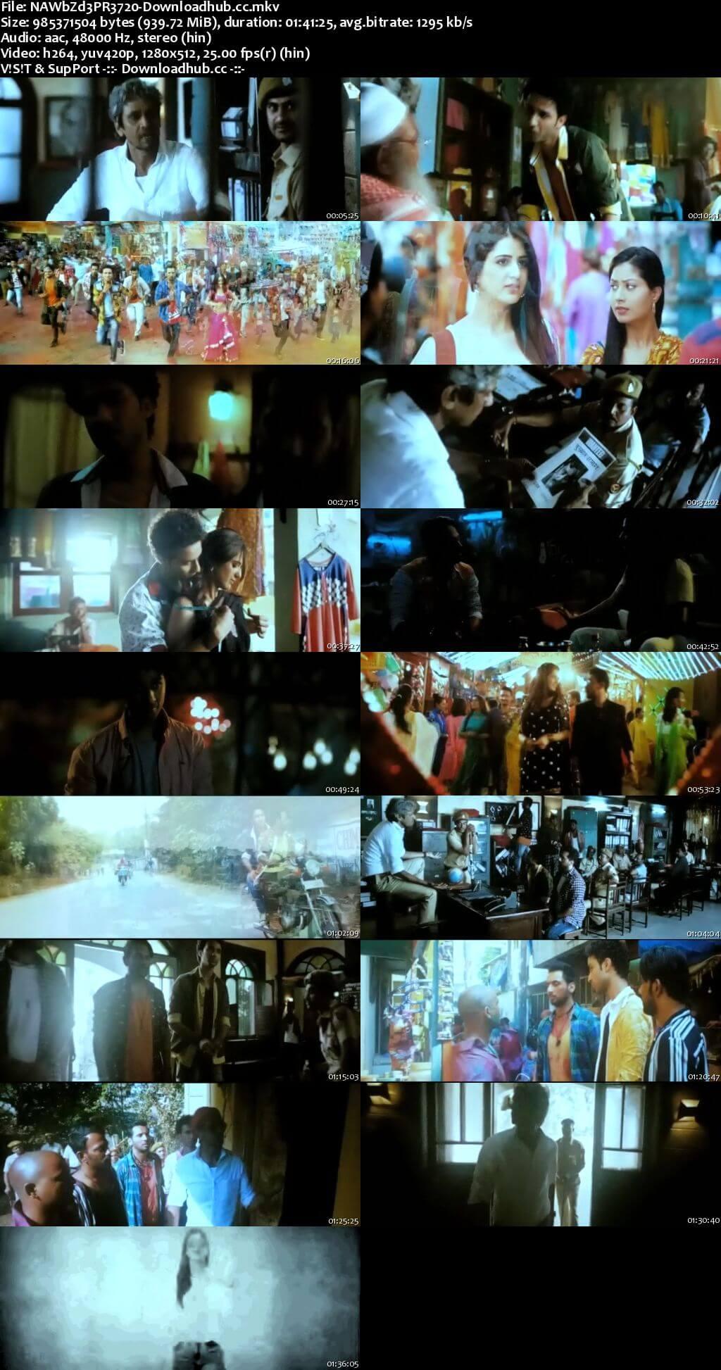 Nawabzaade 2018 Hindi 720p Pre-DVDRip