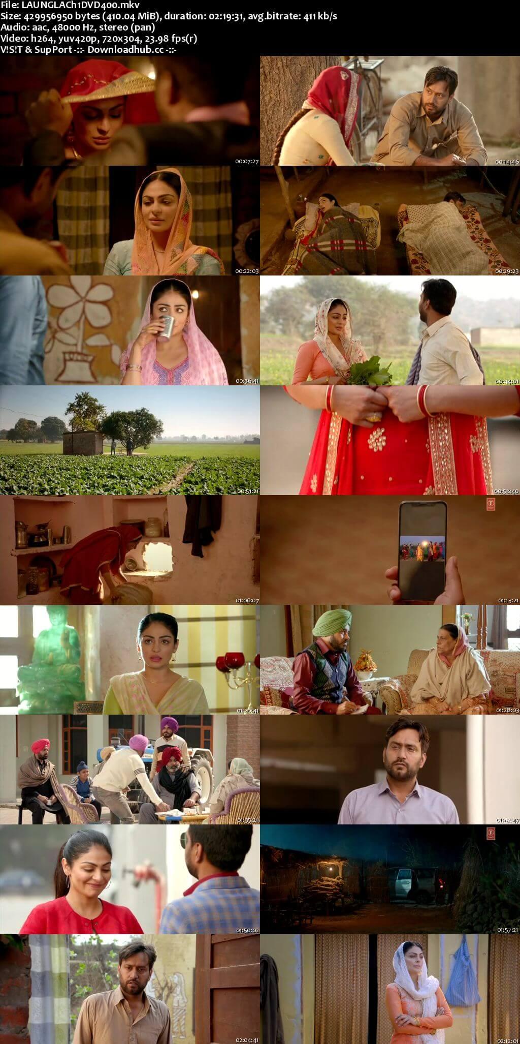 Laung Laachi 2018 Punjabi 400MB DVDRip 480p ESubs