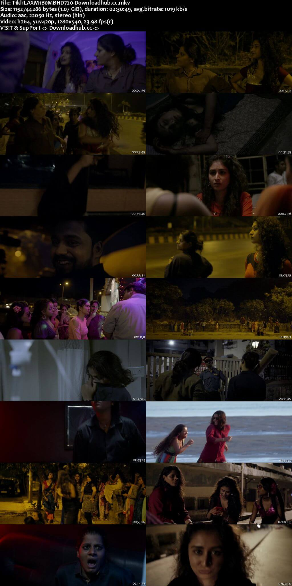 Tikli and Laxmi Bomb 2017 Hindi 720p HDRip