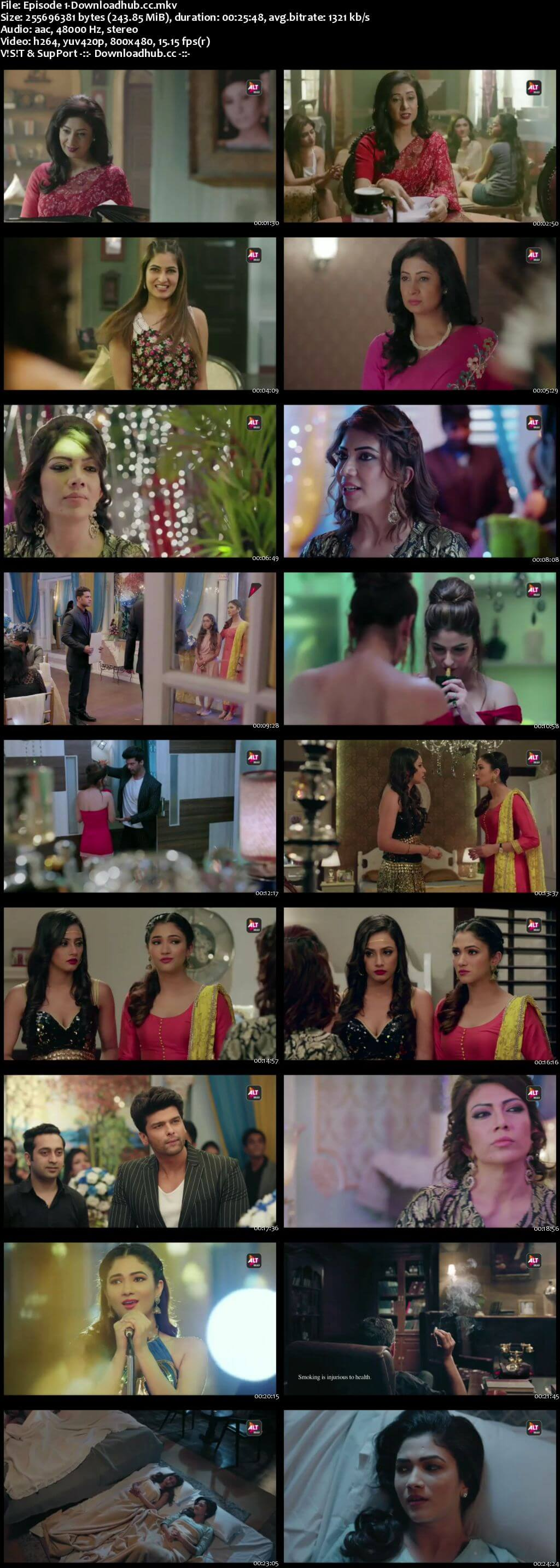 Hum 2018 Hindi Season 01 Complete 720p HDRip x264