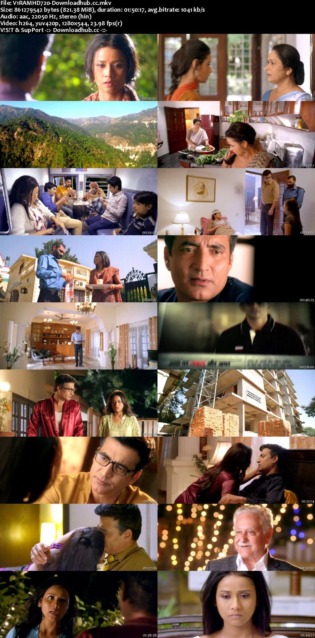 Viraam 2017 Hindi 720p HDRip
