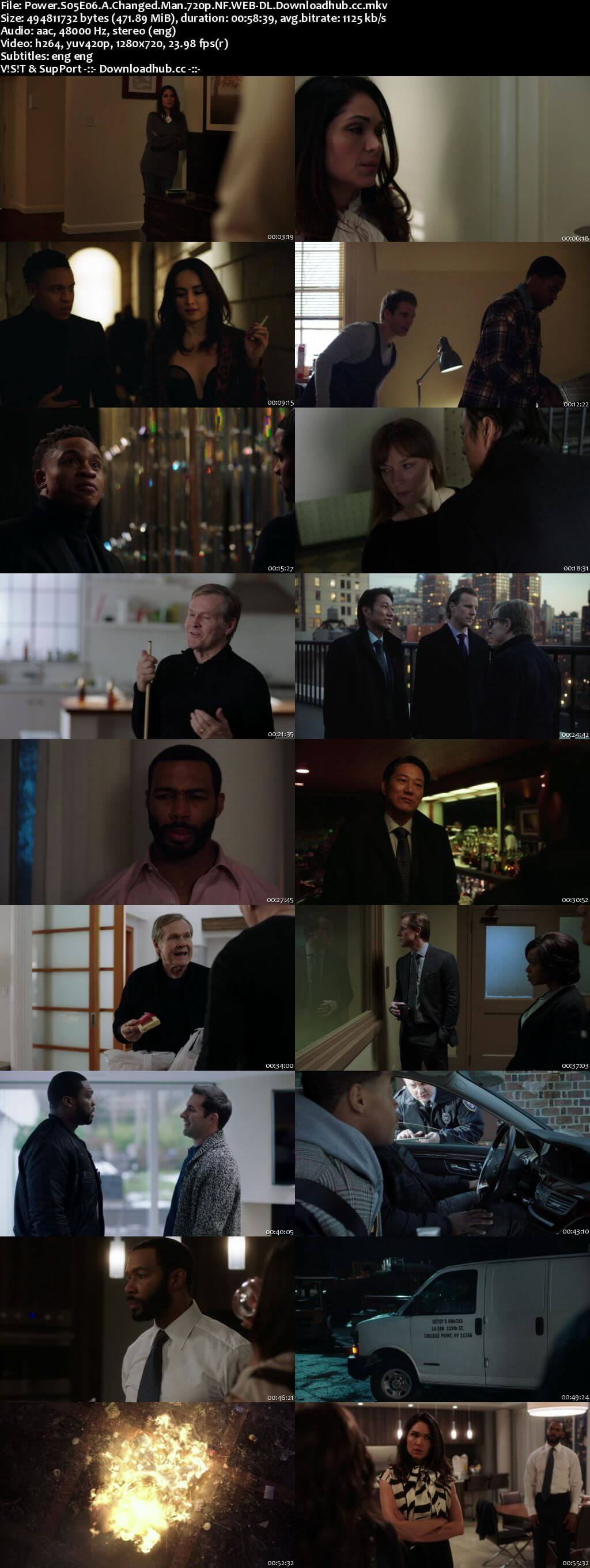 Power S05E06 450MB WEB-DL 720p x264 ESubs
