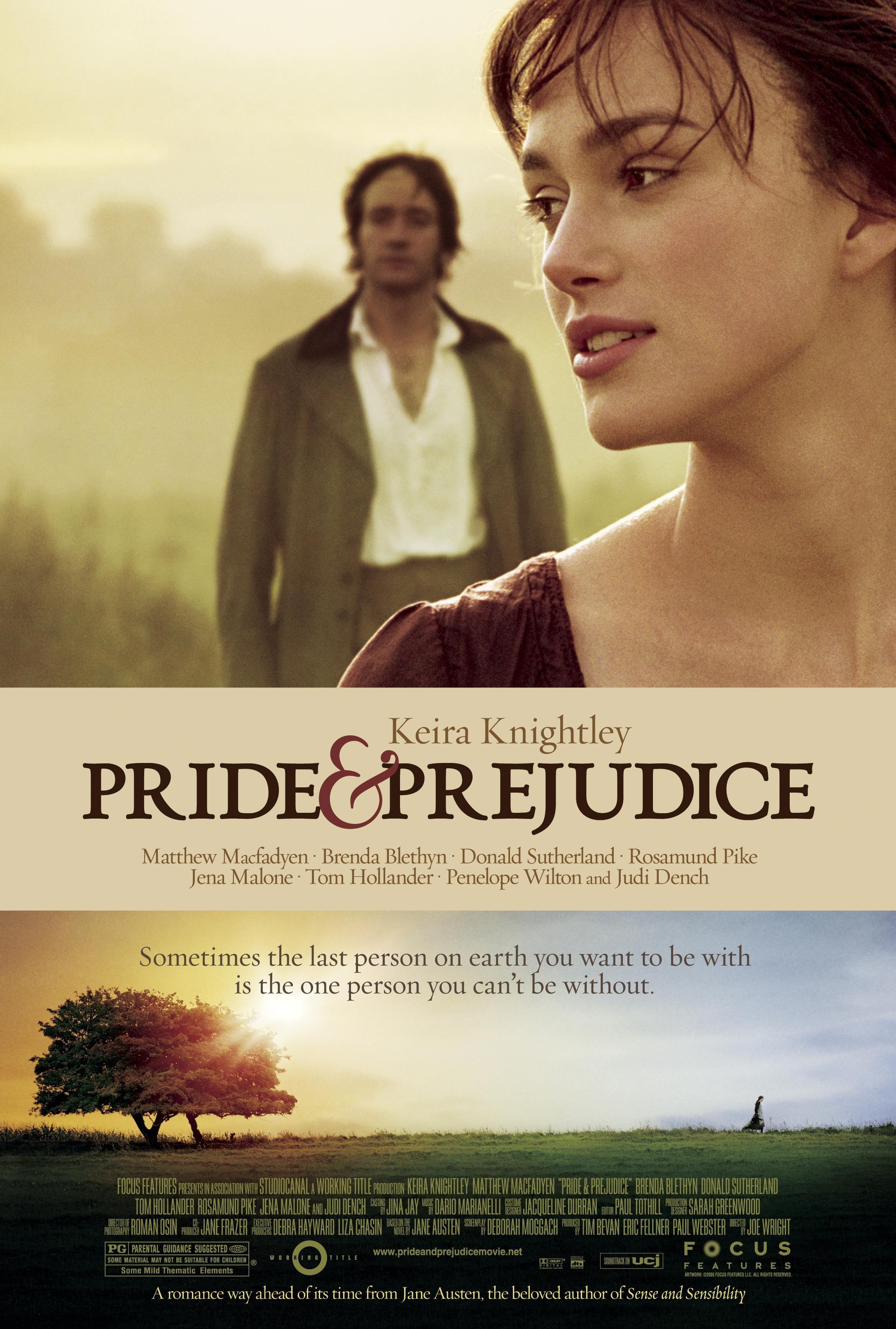 Pride & Prejudice 2005 Dual Audio Hindi BluRay Full Movie Download HD