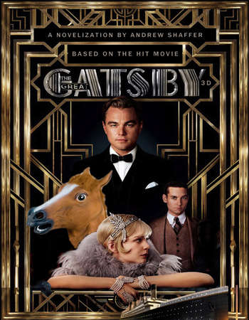 The Great Gatsby 2013 Dual Audio [Hindi – English] 720p 900MB BluRay