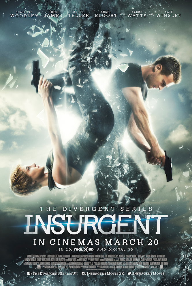 Insurgent 2015 Dual Audio 1080p 2GB BluRay