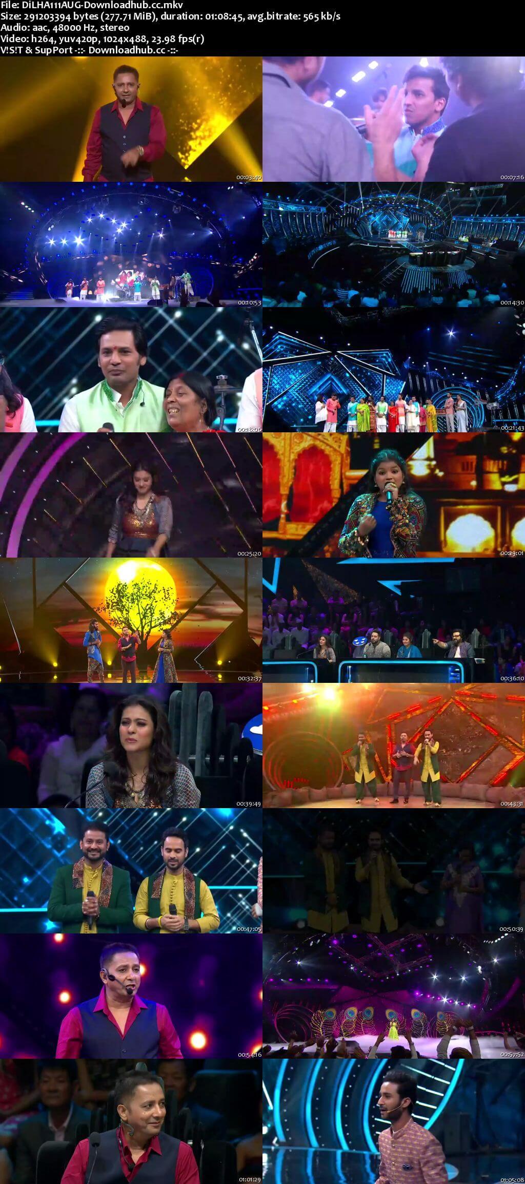 Dil Hai Hindustani 2 11 August 2018 Episode 11 HDTV 480p