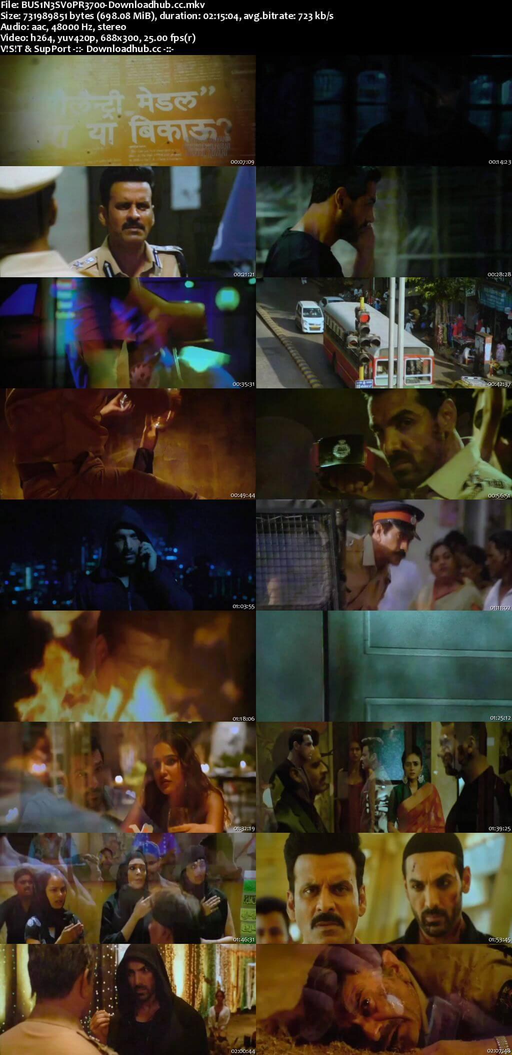 Satyameva Jayate 2018 Hindi 700MB Pre-DVDRip x264