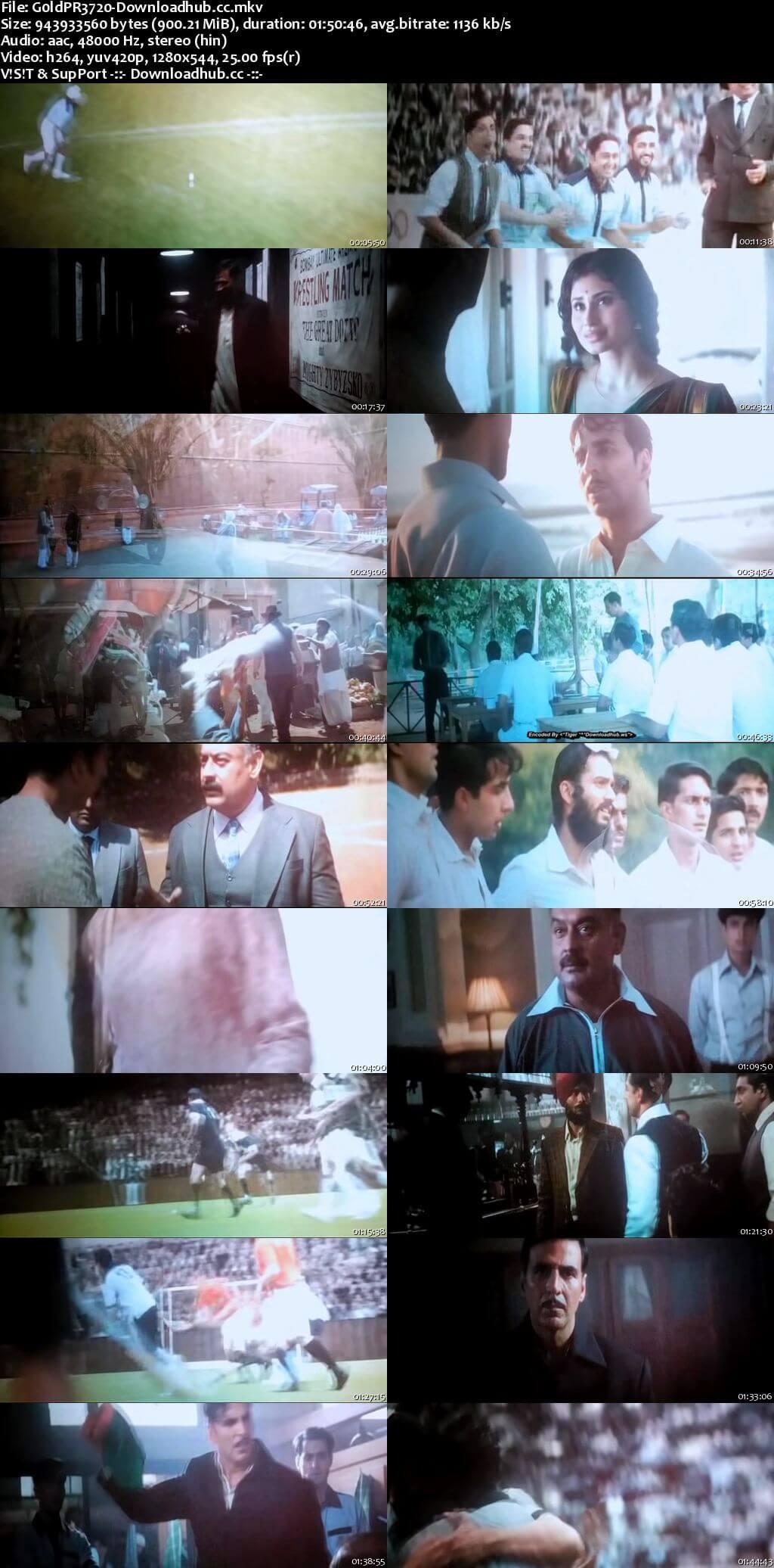 Gold 2018 Hindi 720p Pre-DVDRip x264