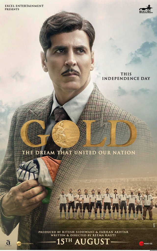 Gold 2018 Hindi 720p 700MB Pre-DVDRip x264