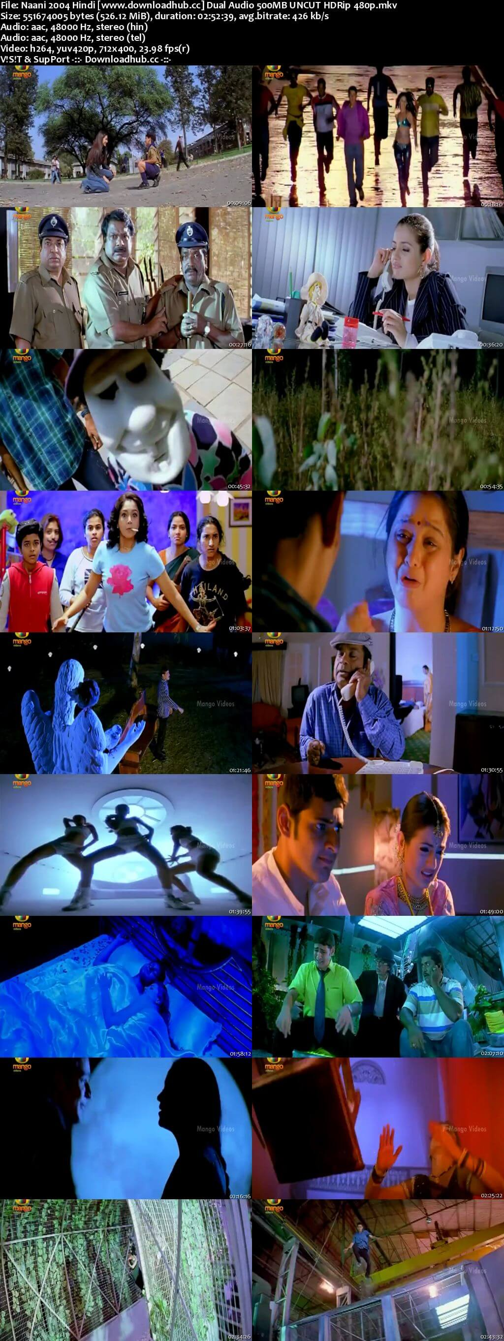 Naani 2004 Hindi Dual Audio 500MB UNCUT HDRip 480p