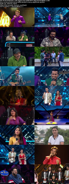 Dil Hai Hindustani 2 19 August 2018 Episode 14 HDTV 480p
