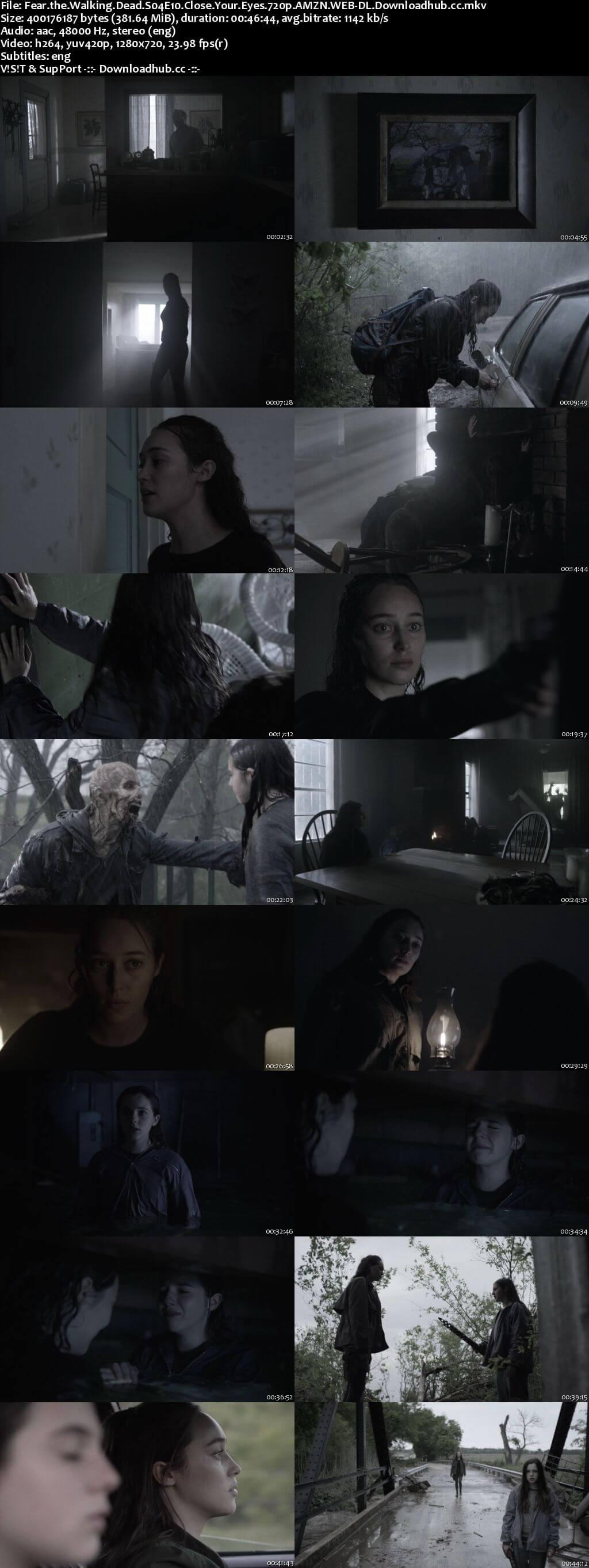 Fear the Walking Dead S04E10 380MB WEBRip 720p x264 ESubs