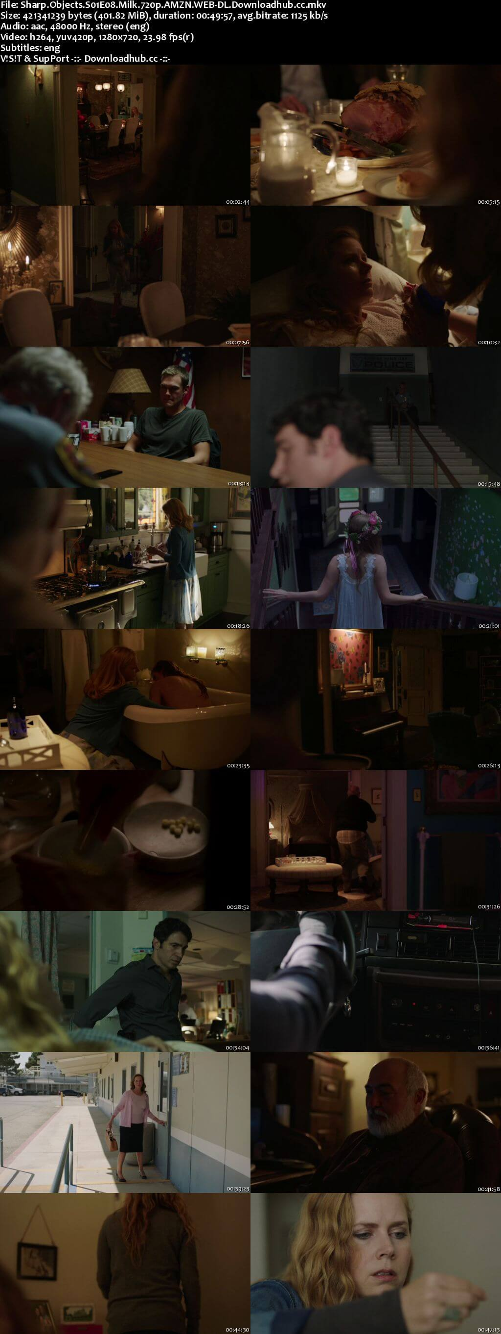 Sharp Objects S01E08 400MB WEB-DL 720p ESubs