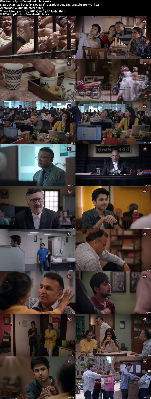 Home 2018 Hindi Season 01 Complete 720p HDRip x264
